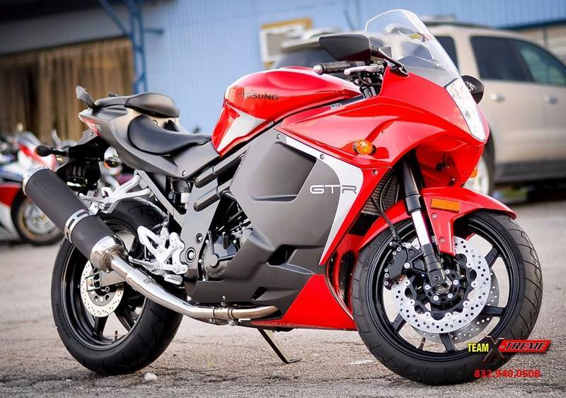 Hyosung Gt650r motorcycles for sale in Texas