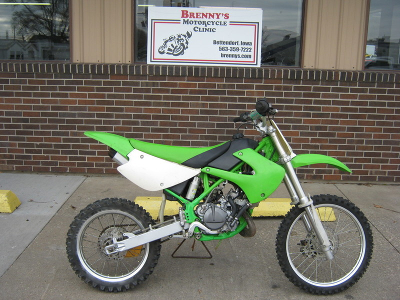kawasaki kx100 motorcycles for sale in iowa. Black Bedroom Furniture Sets. Home Design Ideas