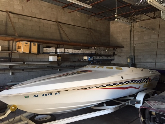 2005 Wellcraft Scarab 22