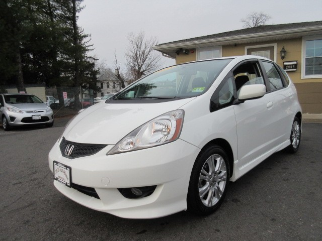 2011 Honda Fit Sport/WHEELS