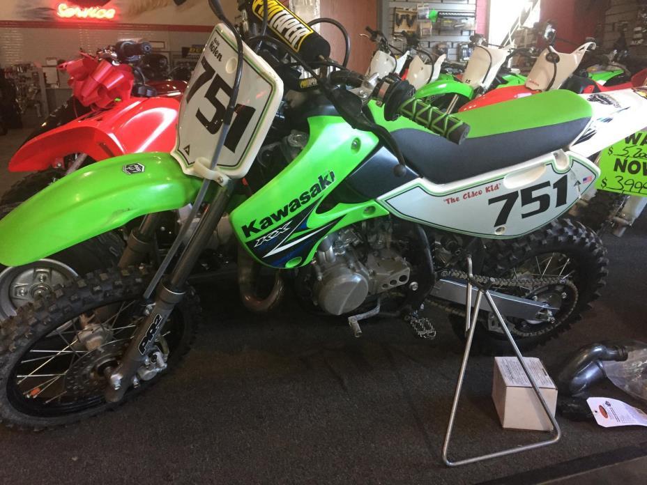 2014 Kawasaki Kx65 Motorcycles For Sale