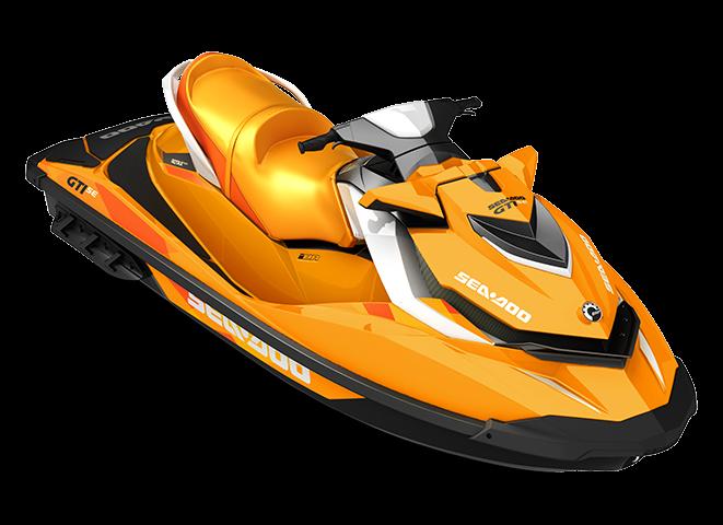 2017  Sea-Doo  GTI™ SE
