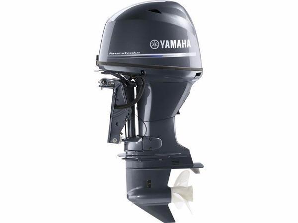 2017 Yamaha Marine F70 LA