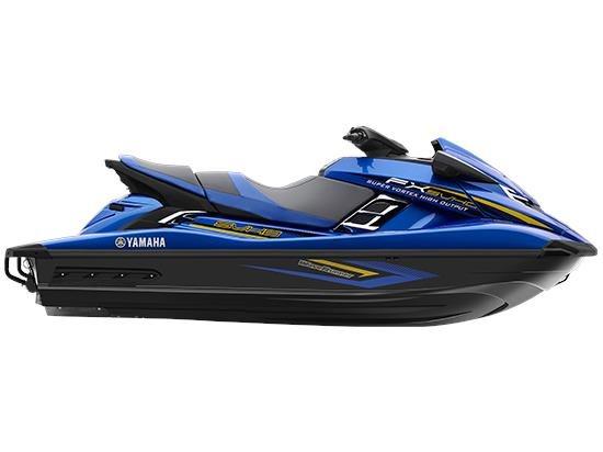 2016  Yamaha  FX SVHO