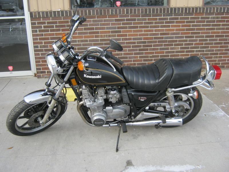 1980 Kawasaki KZ750