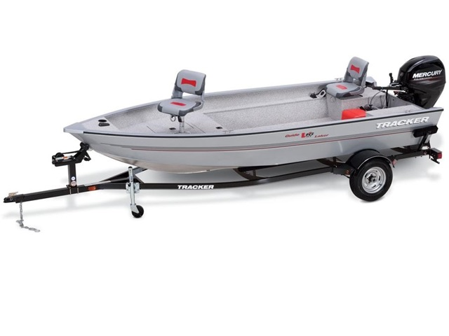 2014 TRACKER BOATS Guide V-16 Laker DLX T
