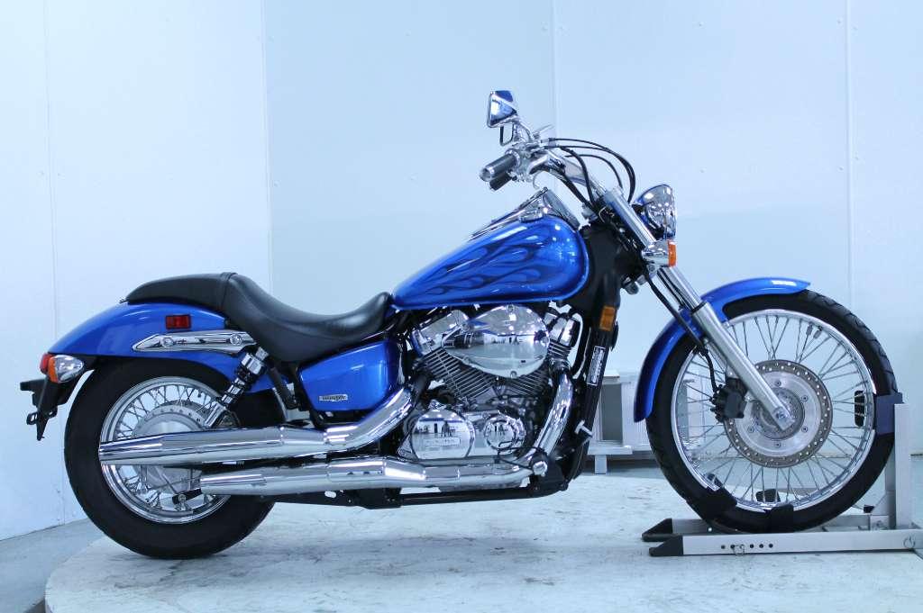 honda shadow spirit 750 motorcycles for sale in massachusetts. Black Bedroom Furniture Sets. Home Design Ideas