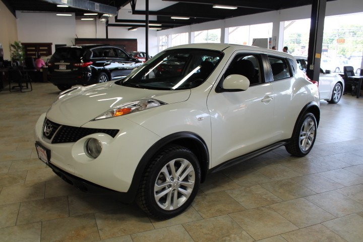2014 Nissan Juke S / ALL WHEEL DRIVE
