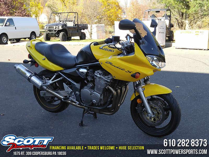 2003 Suzuki BANDIT 600