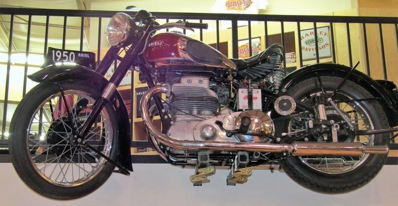 1950 Ariel SQUARE 4