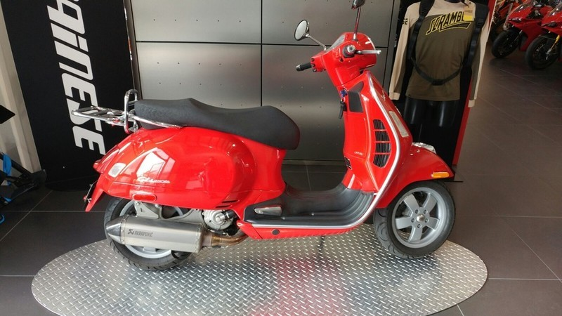 2007 Vespa Gts 250 Motorcycles For Sale