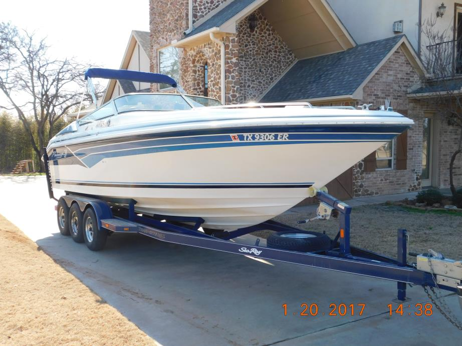 1989 Sea Ray 27 Pachanga