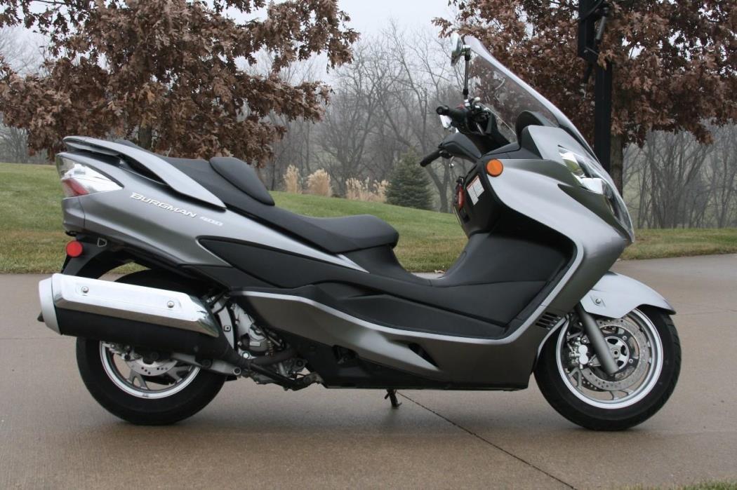 2007 burgman 400 motorcycles for sale. Black Bedroom Furniture Sets. Home Design Ideas