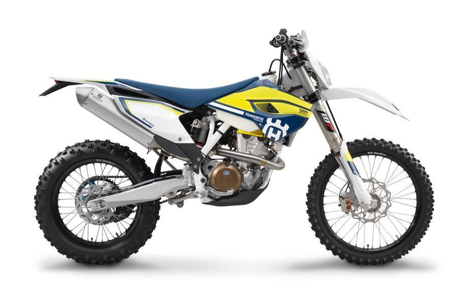 2016 Husqvarna FE 350