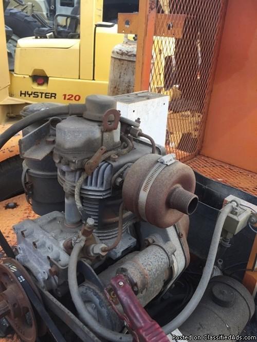 LOMBARDINI GLD360 ENGINE