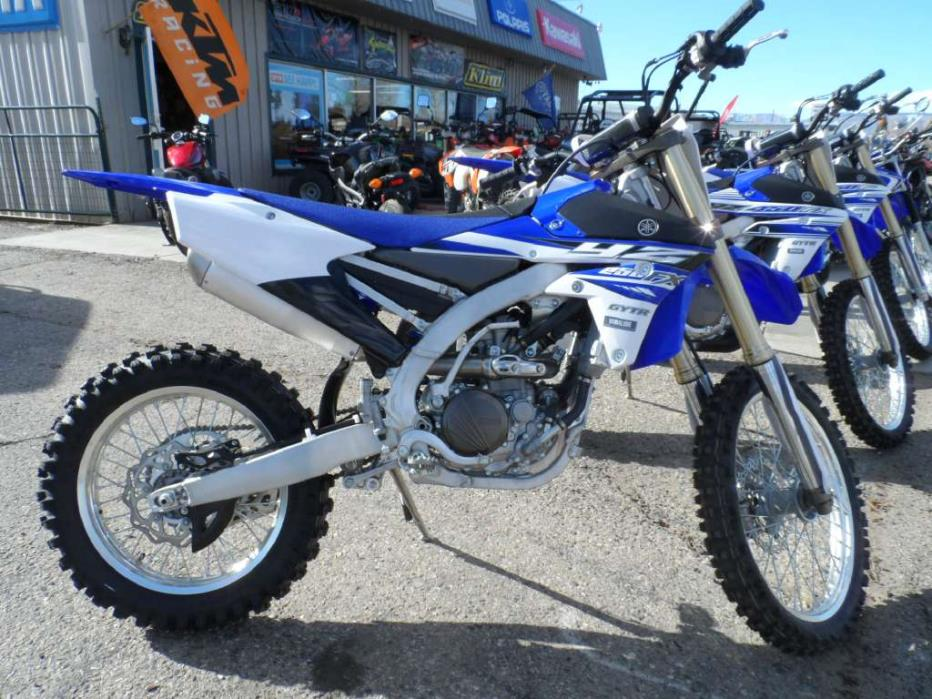 Yamaha yz250 fx motorcycles for sale in colorado for Yamaha yz250fx for sale
