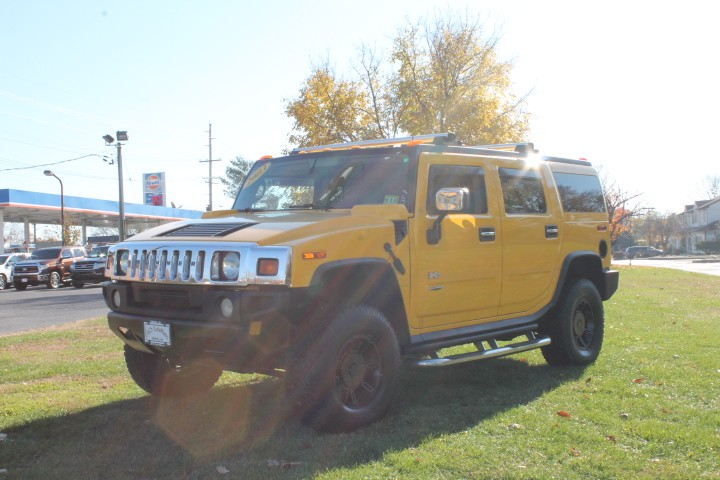 2003 HUMMER H2 LUXURY 4WD
