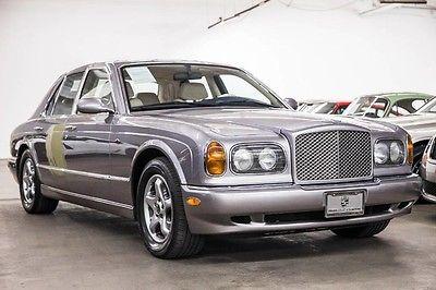 1999 Bentley Arnage 1999 Bentley Arnage 36k Low Miles Clean Carfax Well Kept Rare Find