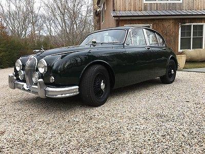 1960 Jaguar MKII MKII Sedan 1960 Jaguar MKII