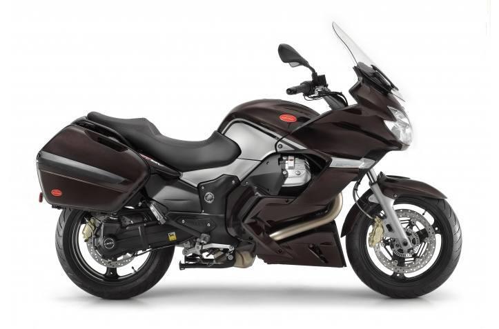 2015 Moto Guzzi NORGE