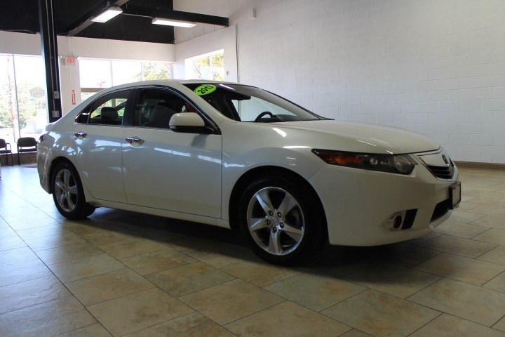 2013 Acura TSX W/LEATHER/SUNROOF/WHEELS