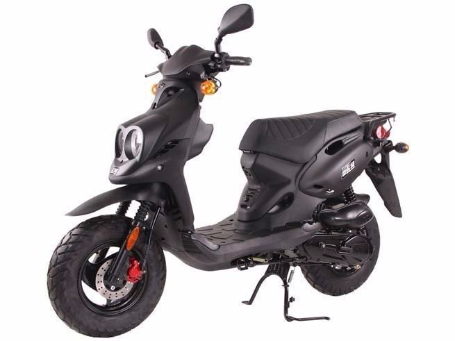 2016 Genuine Scooter Company Roughhouse 50