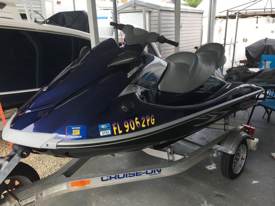 Yamaha waverunner vx 110 cruiser boats for sale for Yamaha waverunner vx
