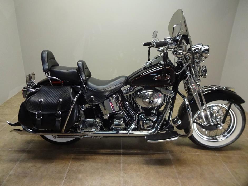 Harley Heritage Softail For Sale California >> Harley Davidson Flstsi Heritage Springer motorcycles for sale