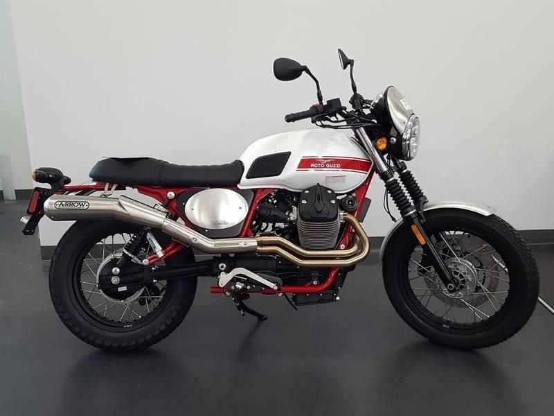 2016 Moto Guzzi V7 II Stornello ABS