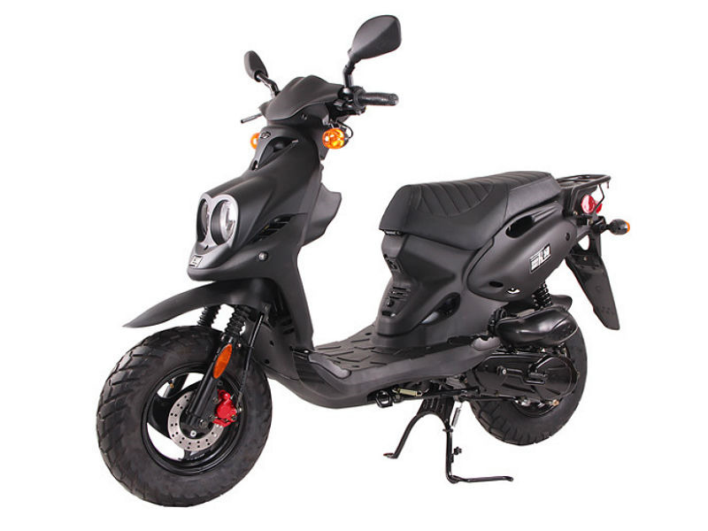 2016 Genuine Scooter Co Rough House 50cc