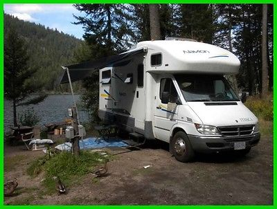 2006 Itasca Navion 23J 24' Class C RV Mercedes Diesel Slide Out Generator Awning