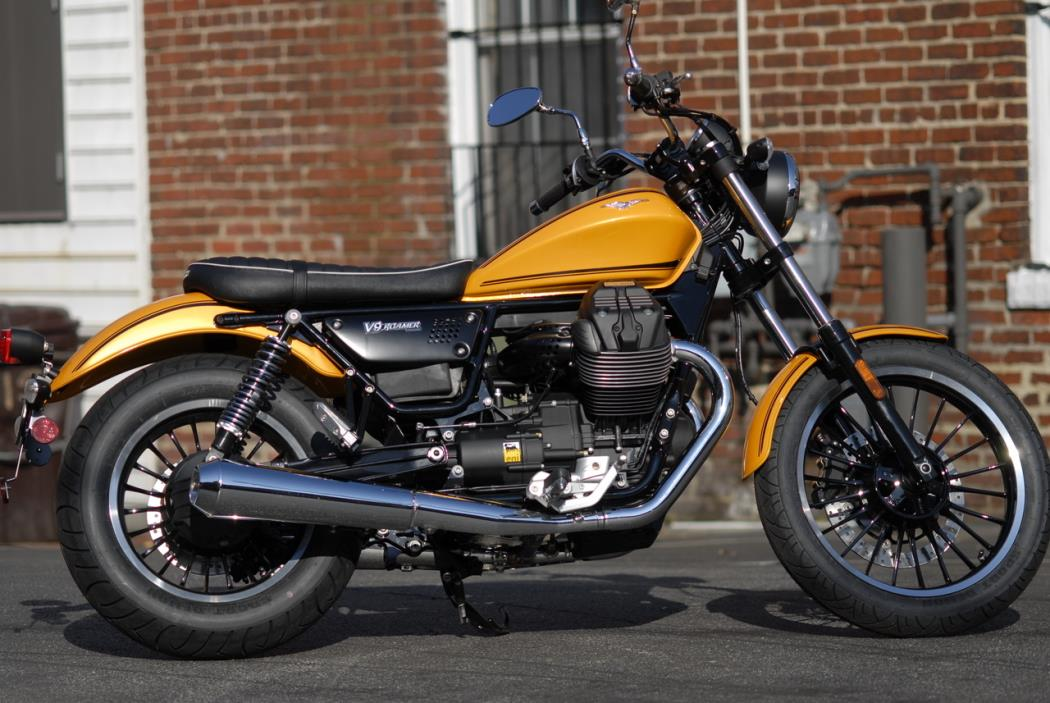 moto guzzi v9 roamer motorcycles for sale in richmond. Black Bedroom Furniture Sets. Home Design Ideas