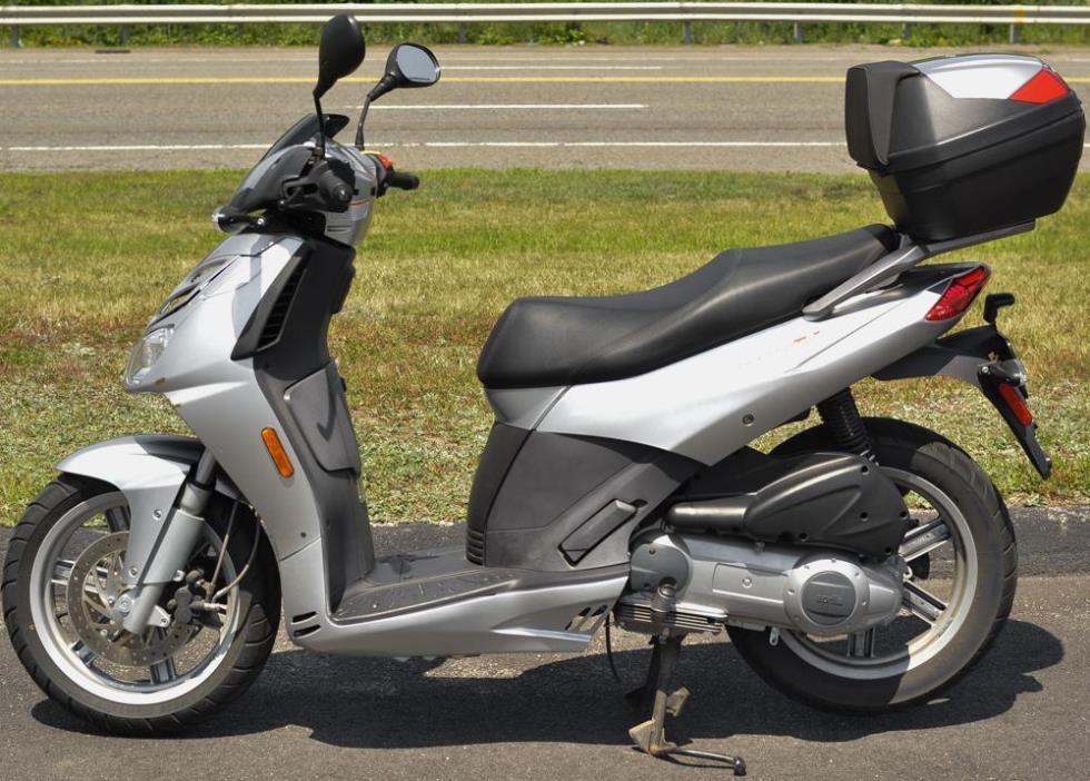 2009 Aprilia Sport City 250