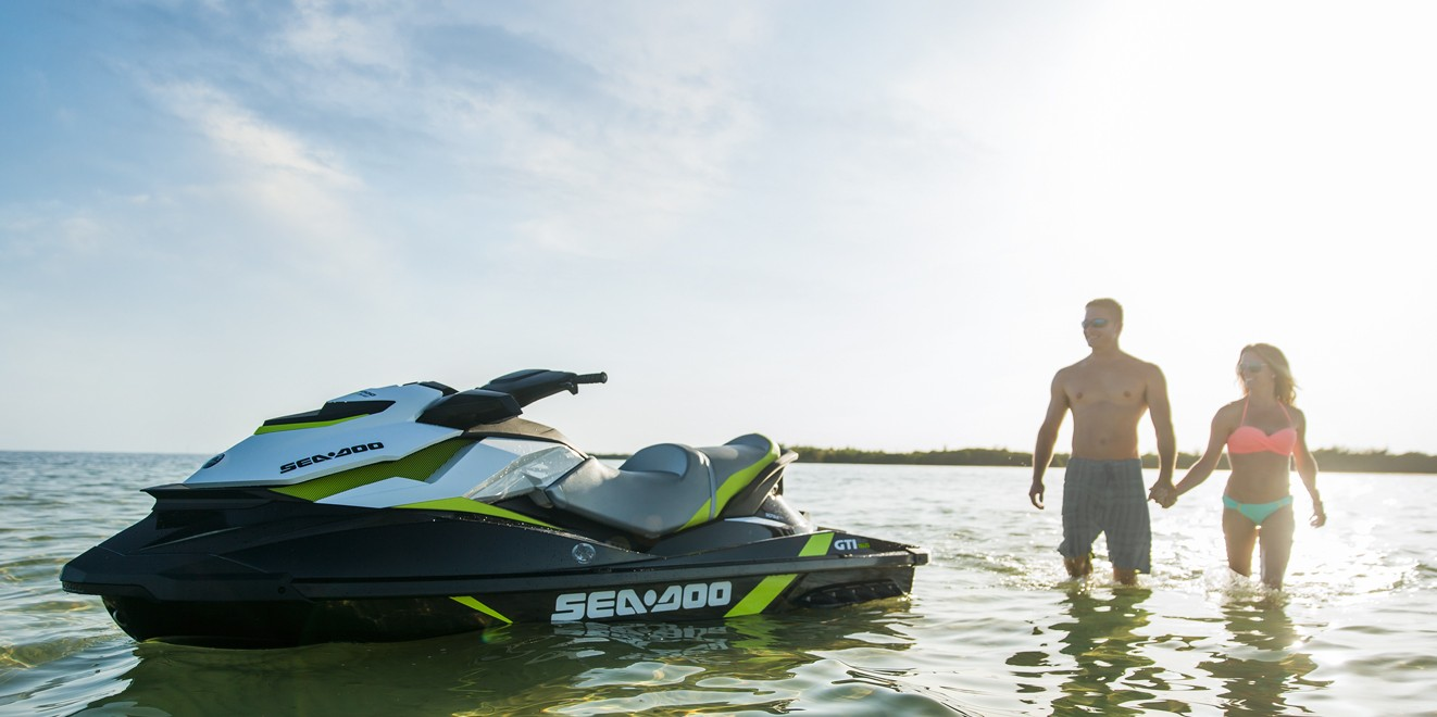 2017  Sea-Doo  GTI™ SE 130