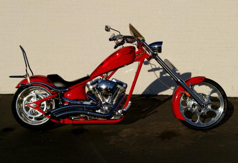 2007 Big Dog Motorcycles K9