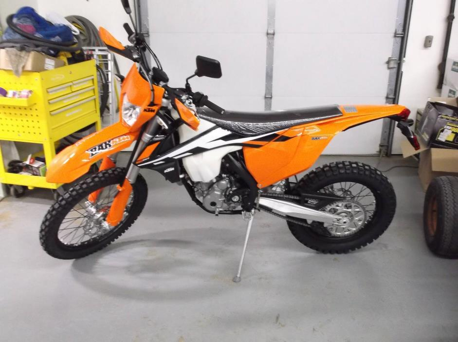 ktm 350 exc f motorcycles for sale in iowa. Black Bedroom Furniture Sets. Home Design Ideas