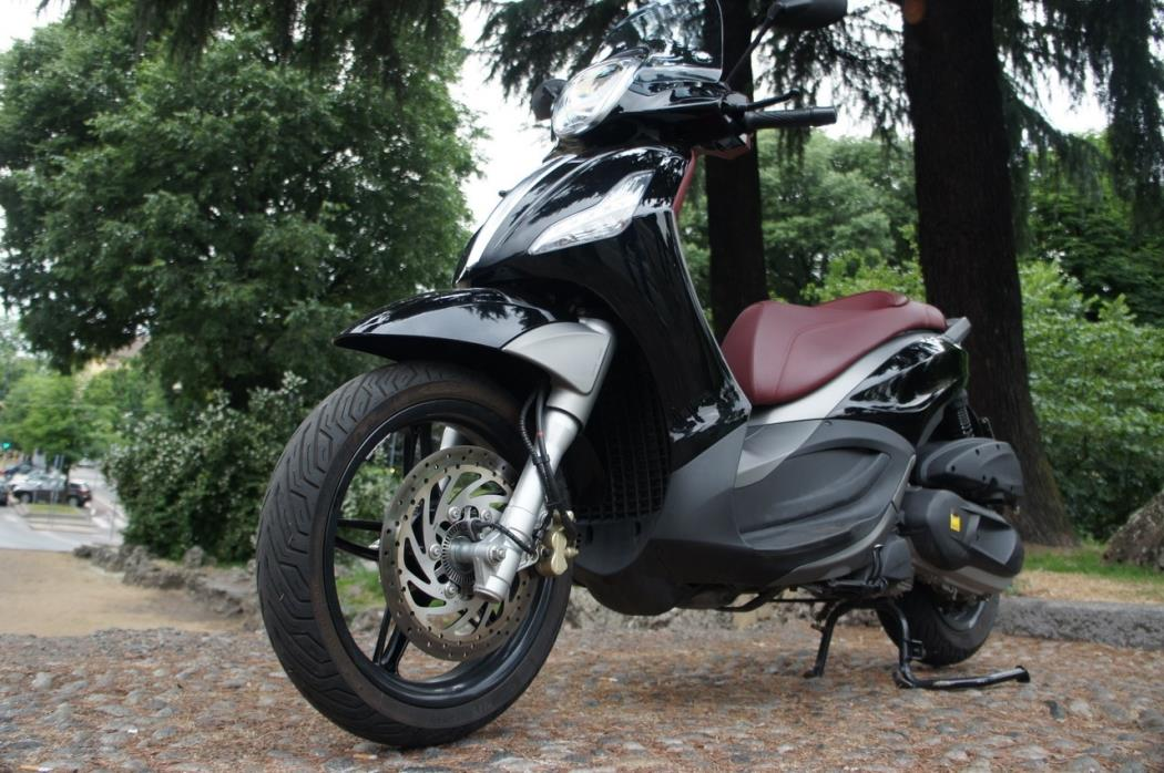 piaggio bv motorcycles for sale in san diego california. Black Bedroom Furniture Sets. Home Design Ideas