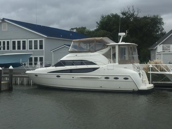 2007 Meridian 408 Motoryacht