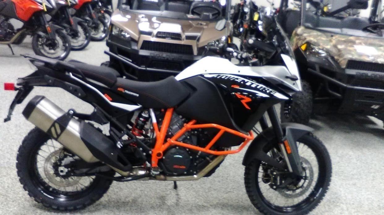 2015 KTM 1190 ADVENTURE R