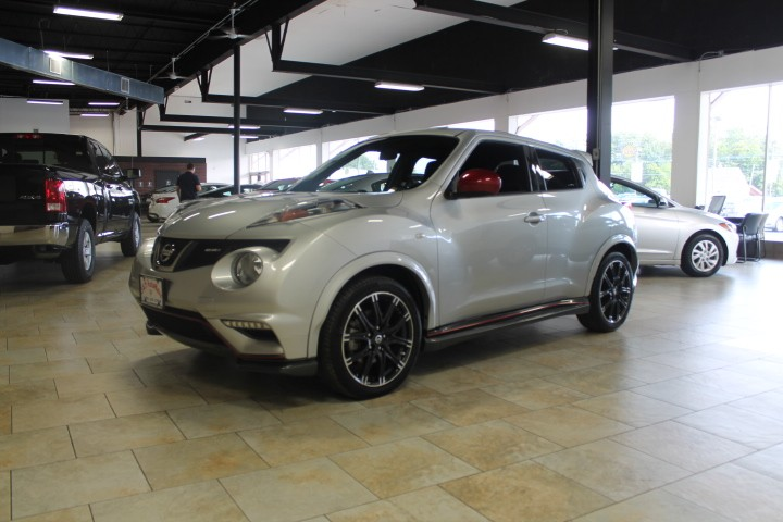 2013 Nissan Juke NISMO W/NAV/BACK UP CAMERA