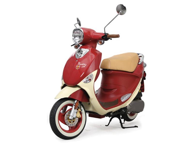 2012 Genuine Scooter Co Buddy 170i
