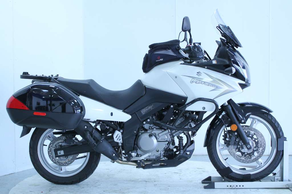 suzuki v strom 650 abs motorcycles for sale in massachusetts. Black Bedroom Furniture Sets. Home Design Ideas