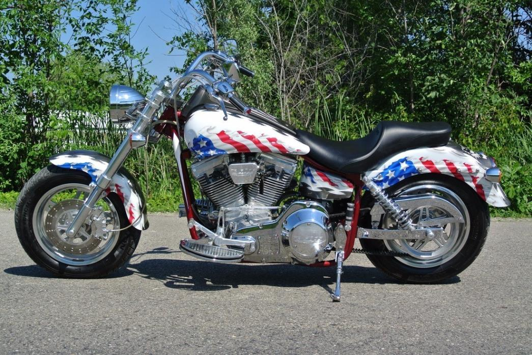 2001 Big Dog Motorcycles Pro Sport