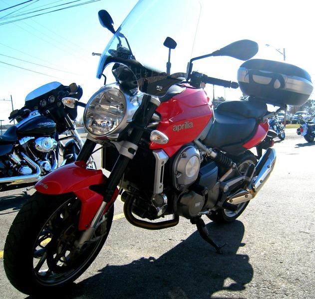 2008 Aprilia MANA 850