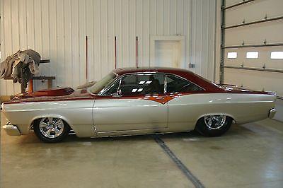 1967 Ford Fairlane CUSTOM BADDEST 67 FORD FAIRLANE ON THE PLANET. RIDLER CONTENDER.