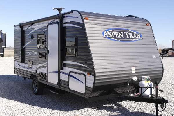 2017 Aspen Trail Mini 1700BH