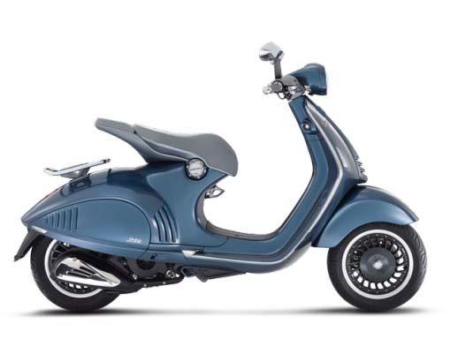 2014 Vespa 946 Bellissima 150 3V ABS