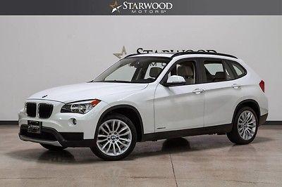 2013 BMW X1 xDrive28i Sport Utility 4-Door 2013 BMW X1 xDrive28i AWD Premium Pkg Xline
