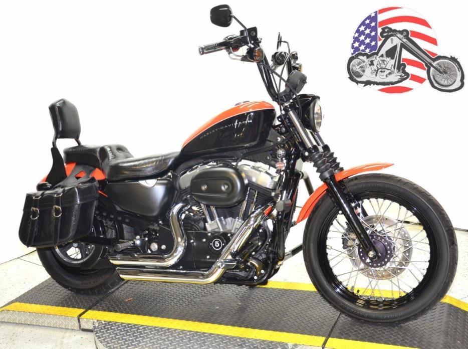 Harley Davidson: Harley Davidson Sportster Xl1200n Motorcycles For Sale