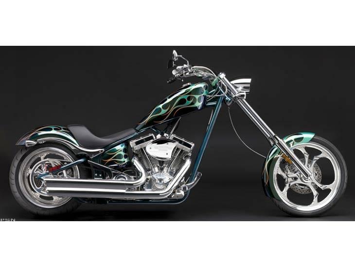 2008  Big Dog Motorcycles  K-9